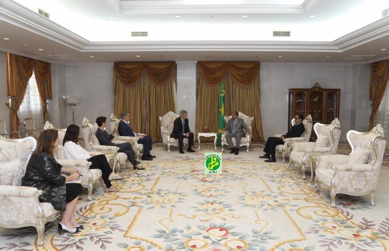 rencontres mauritanie